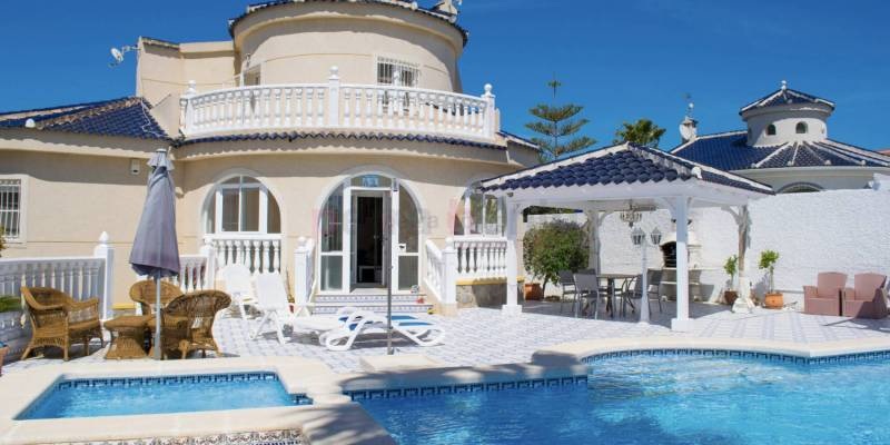 In the villas for sale in Ciudad Quesada - Costa Blanca you will live as you have always dreamed