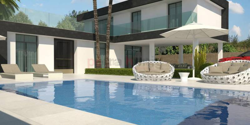 What advantages do our new houses in Costa Blanca offer you?