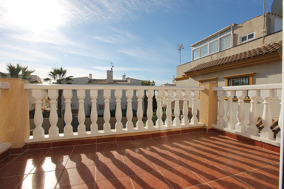 Rijwoning in Playa Flamenca - Bestaande bouw
