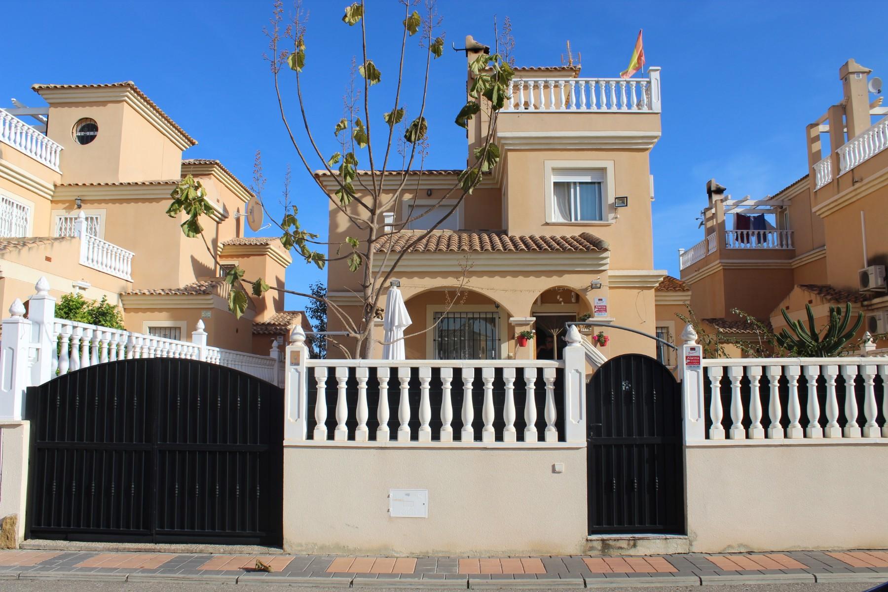 Vrijstaande villa in Lo Crispin - Bestaande bouw