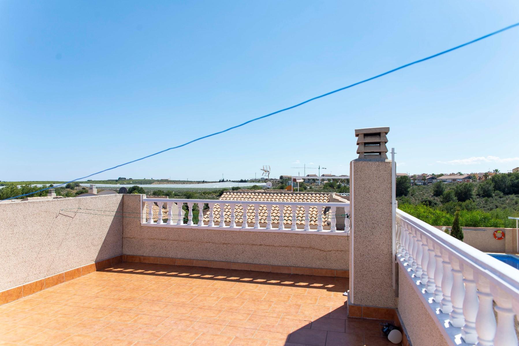 Vrijstaande villa in Algorfa - Bestaande bouw