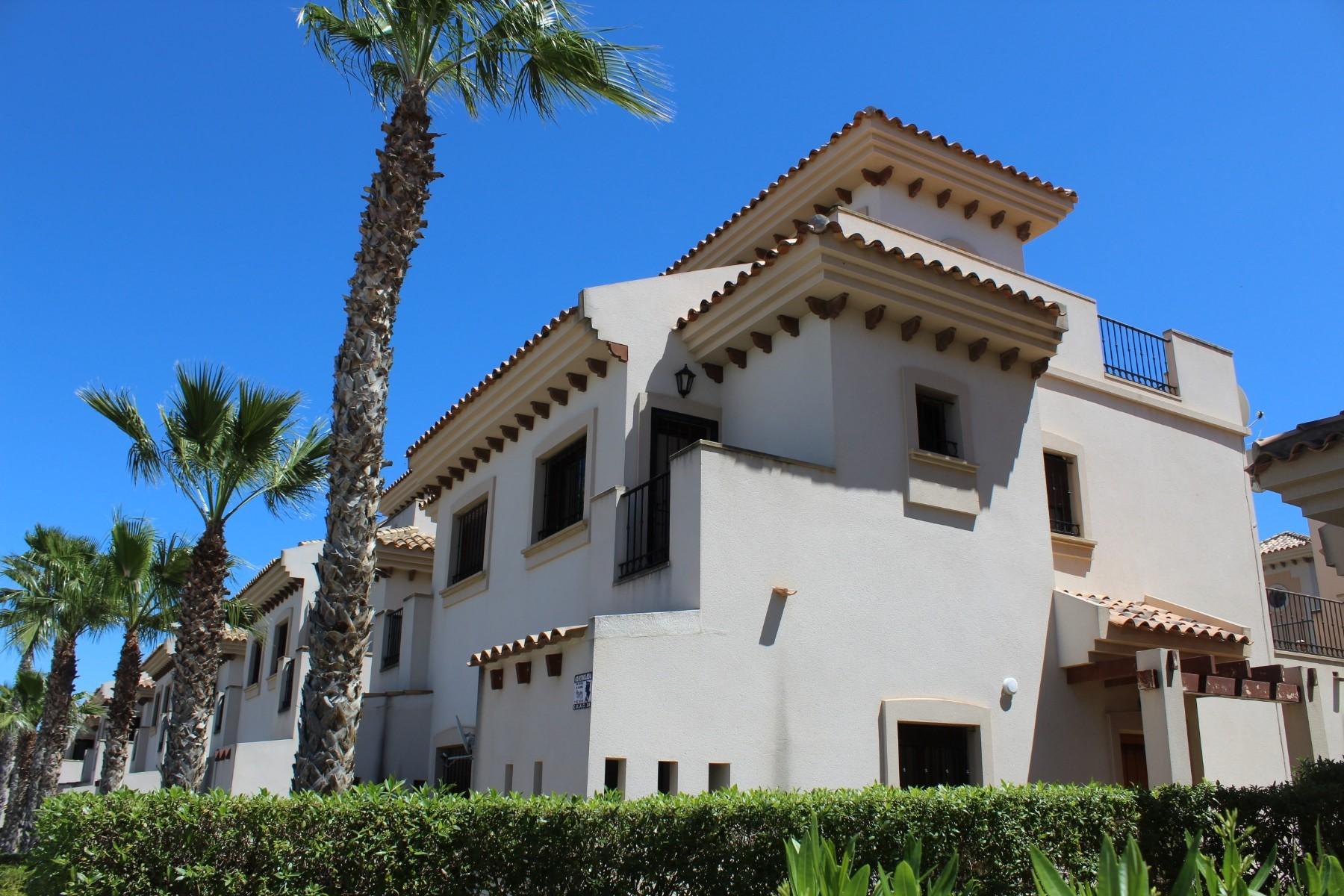 Half vrijstaand huis in Algorfa - Bestaande bouw