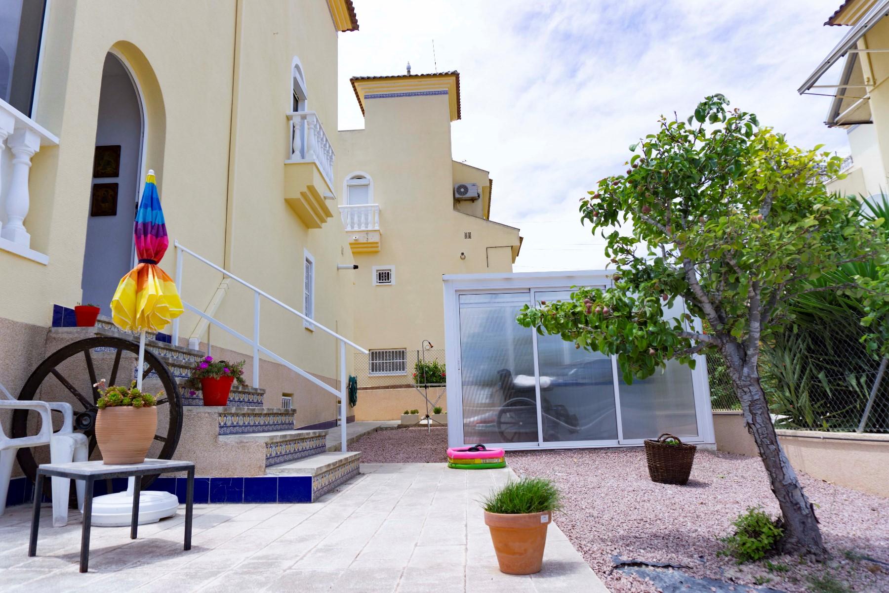 Half vrijstaand huis in Ciudad Quesada - Bestaande bouw