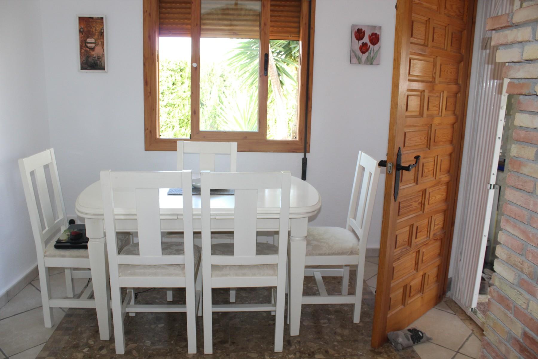 Vrijstaande villa in Villamartín - Bestaande bouw