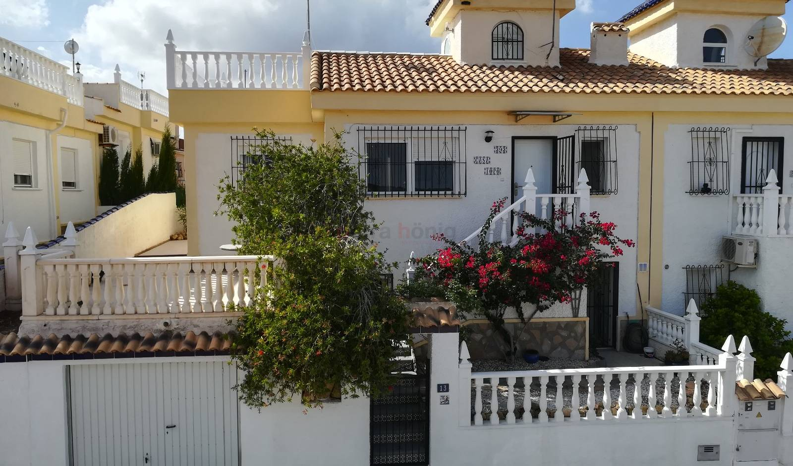 Resales - Semi Detached House - Ciudad Quesada