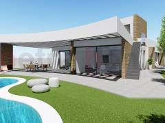New build - Villa - Ciudad Quesada - Cuidad Quesada
