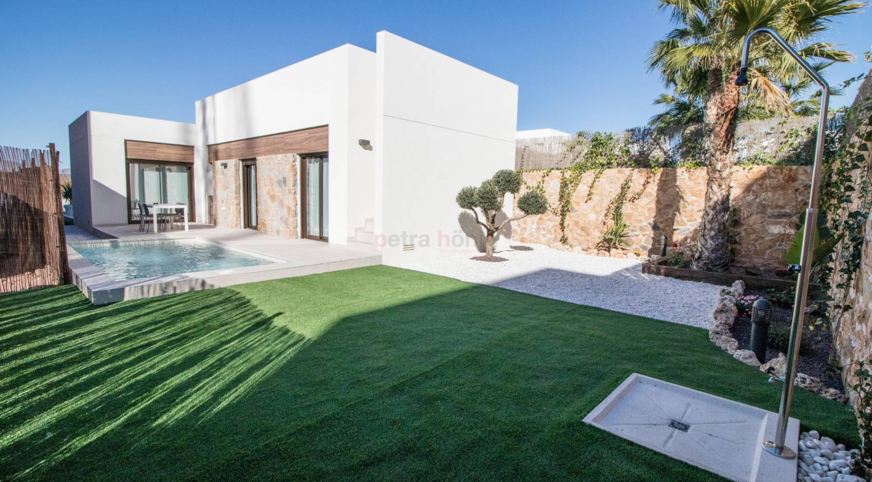 New build - Villa - La Finca Golf