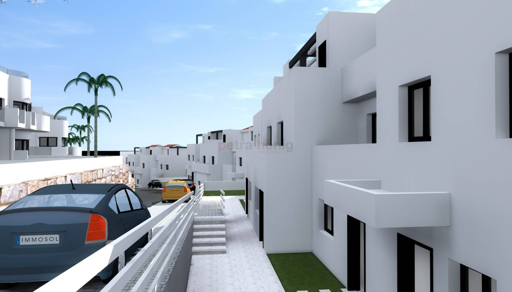 New build - Townhouse - Benidorm - Finestrat